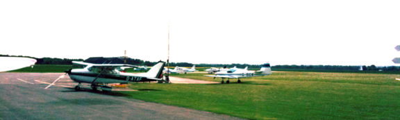 Sherburn After Landing