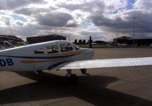 Parked at Humberside