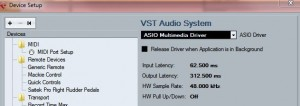 VST Audio System